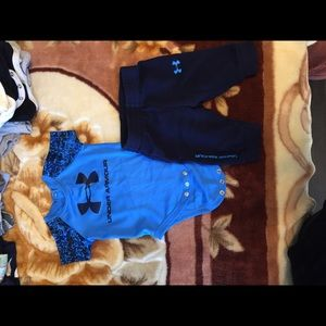 Brand name baby boy clothing in perfect condition!